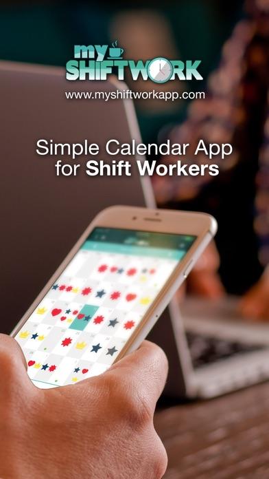 Shift Work Schedule Planner By Vozye SMC PVT LTD IOS United States