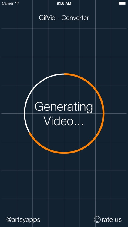 GifVid - GIF to Video Converter screenshot-0