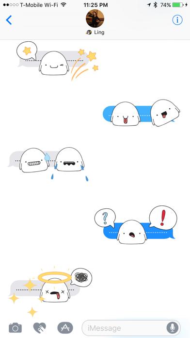 Mashu Maro - Cute Fun Marshmallow Neko