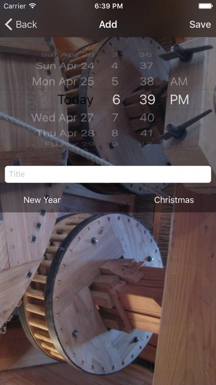 Countdown PRO - deadline & event timer screenshot-3