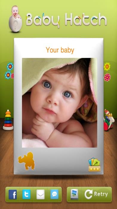 download El rostro del futuro bebé : embarazada apps 2