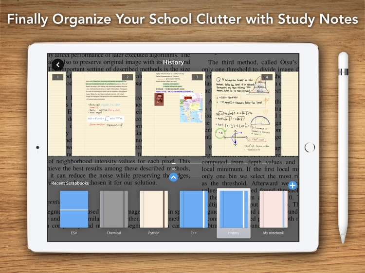 Flexcil - PDF Annotate, Note Taking, Study Notes screenshot-4
