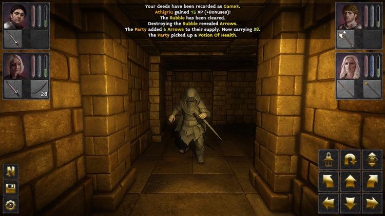 The Deep Paths screenshot-4