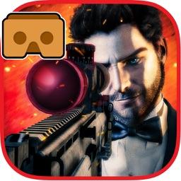 Sniper Shooting VR Games 2017 PRO