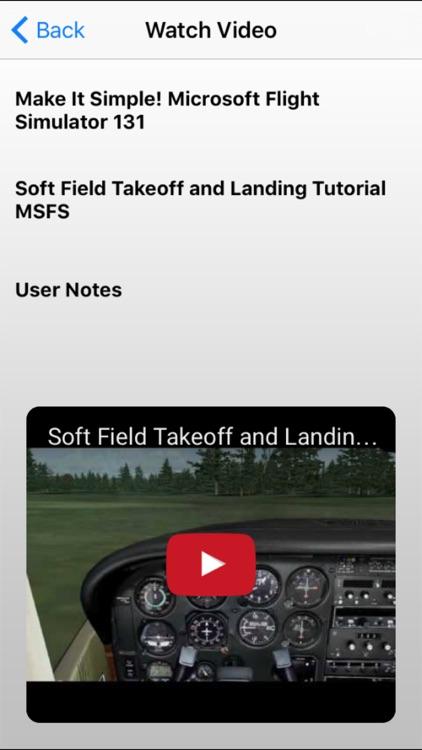 Make It Simple! For Microsoft Flight Simulator screenshot-4