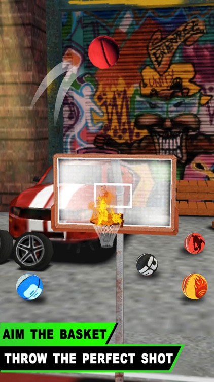Basketball Big Rival: Real Slam Dunk Stars HD