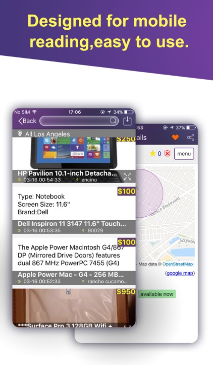 Mobile Pro for Craigslist - Classifieds Ads App screenshot-3