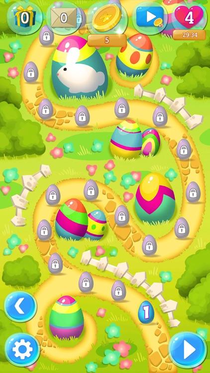 Easter Match 3: Egg Swipe King Match 3 Puzzle screenshot-3