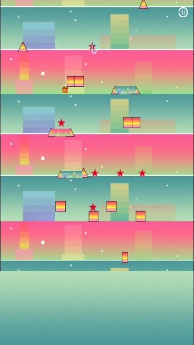 Little Fox Jumpy Challenge screenshot
