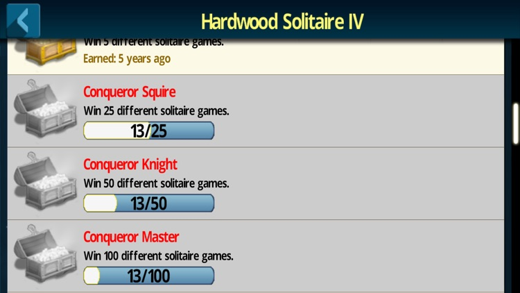 Hardwood Solitaire IV screenshot-4