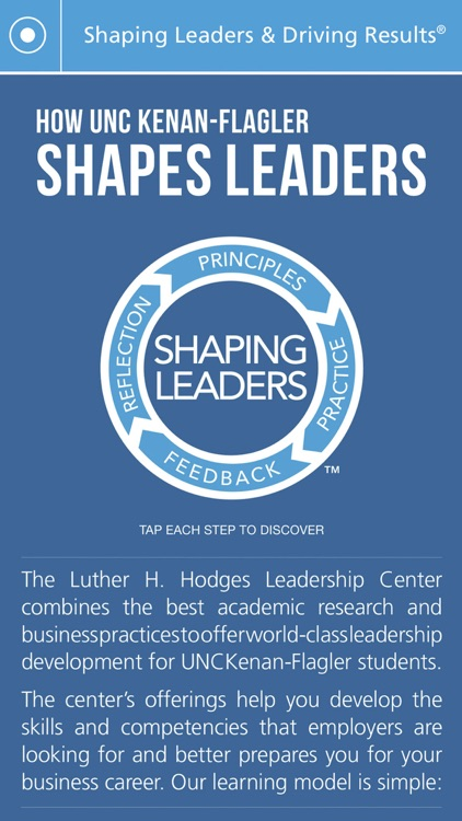 The Leadership App