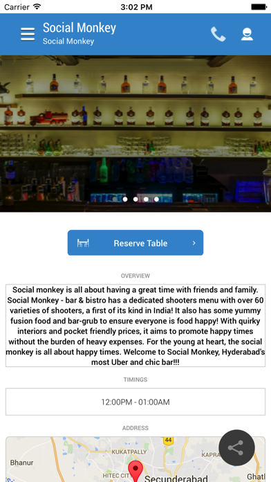 Social Monkey screenshot two
