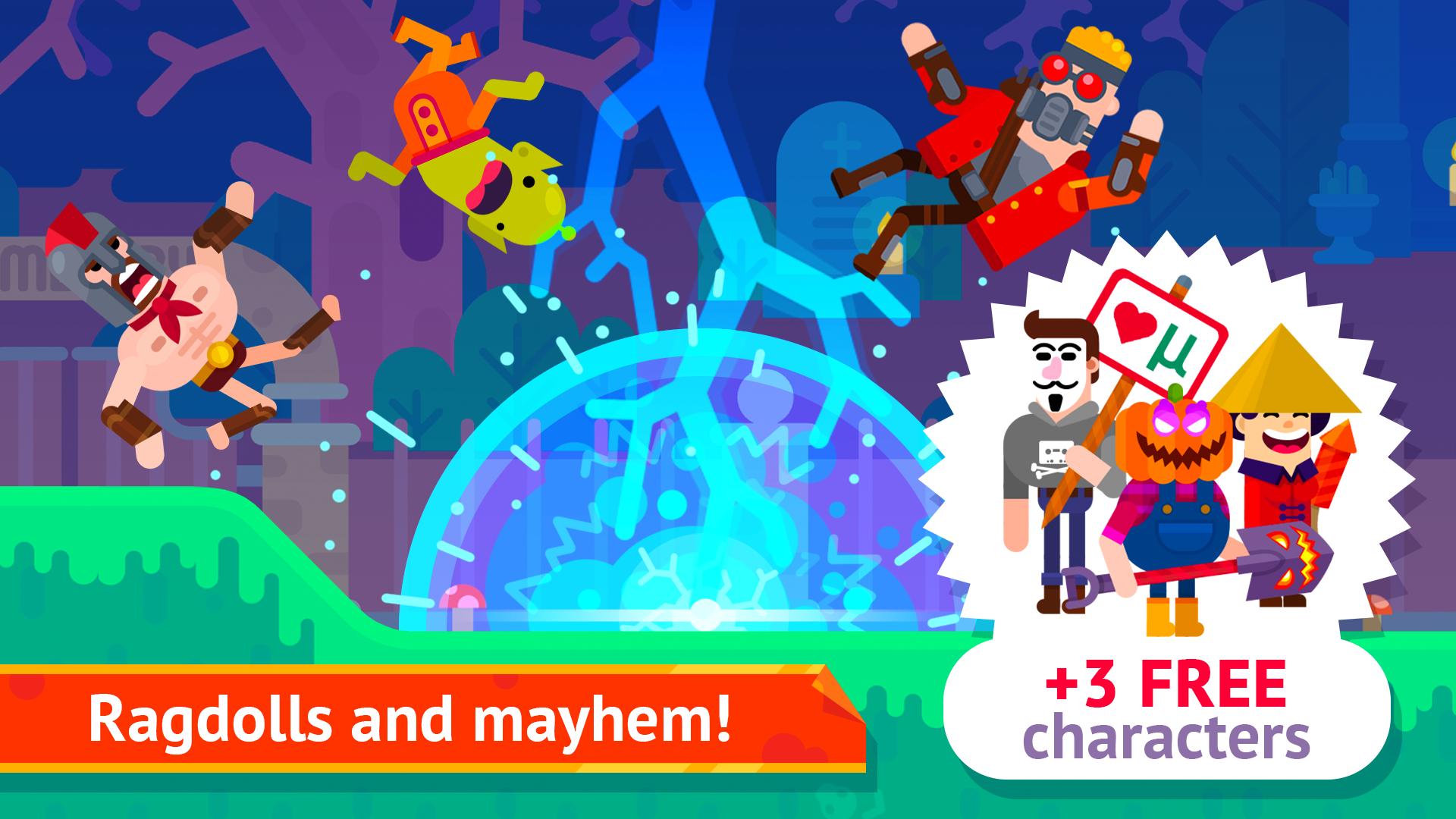 Bowmasters (Ad Free) screenshot 13