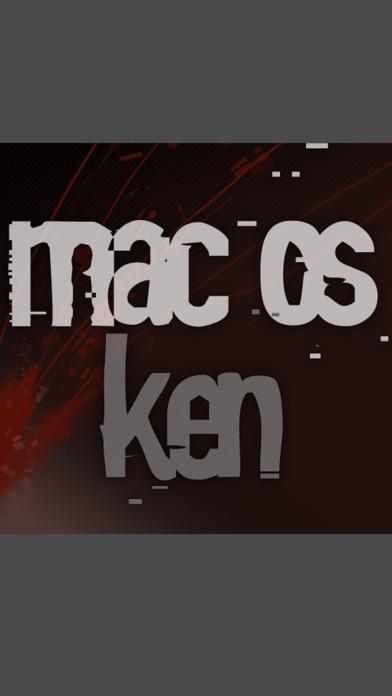 Mac OS Ken App screenshot1
