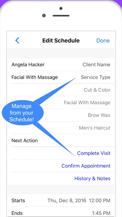 Salon Manager Business & More