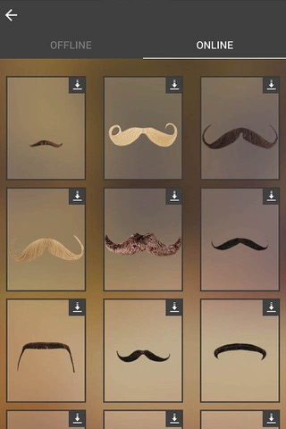 Mustache Photo Booth - Mustache Photo Montage - náhled