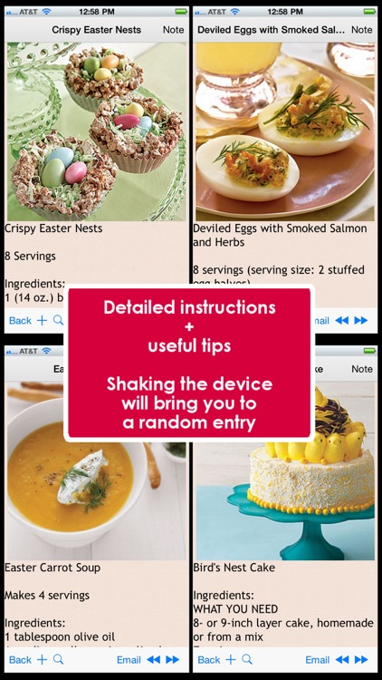 230 Easter Recipes
