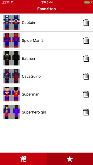 SuperHero SKINS App For Minecraft PE MCPE Skins App Price Drops - Skins para minecraft pe de spiderman