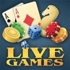 LiveGames Collección - Online Juegos icon