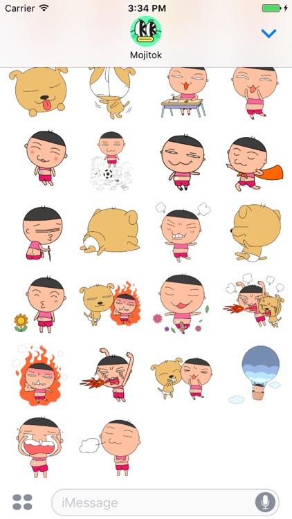 Jjukku Animated Stickers