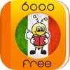 6000単語 – イタリア語とボキャブラリーを無料で学習