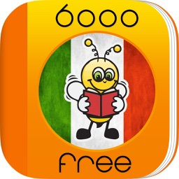 6000 Words - Learn Italian Language for Free