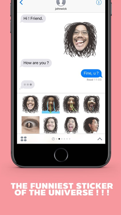 DON'T BUY THIS Animated Stickers for iMessage Free