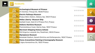 Piraeus City Guide, Athens screenshot four