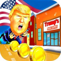 Crazy Trump Catch Monney