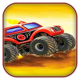 Madness Monster Truck - Truck Racing Games