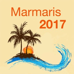 Marmaris 2017 — offline map and navigation!
