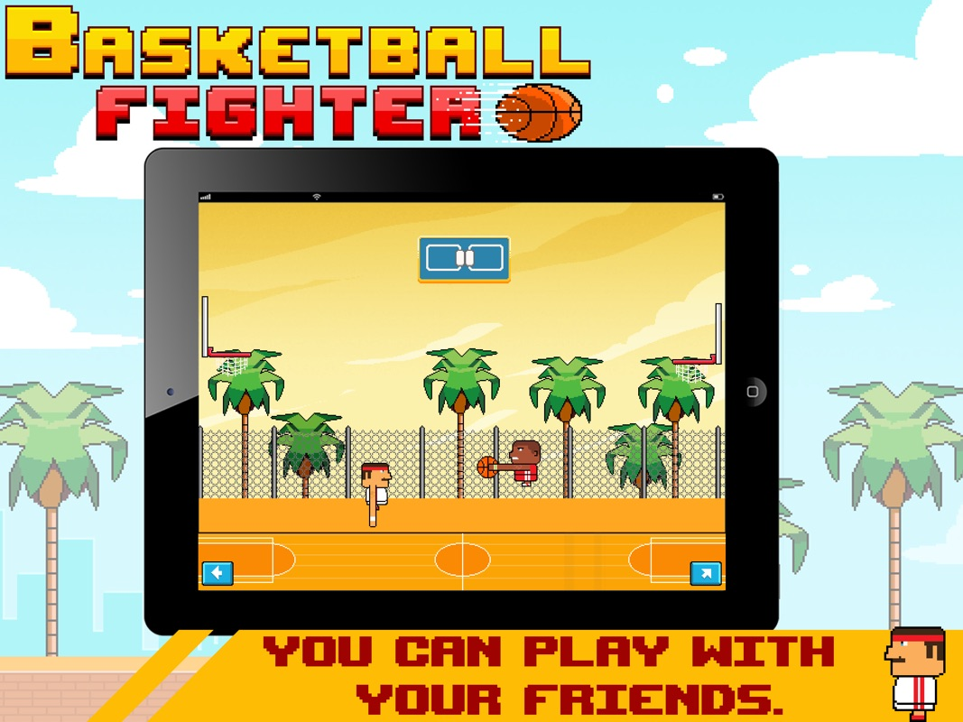 Basketball Dunk - 2 Player Games - Online Game Hack and Cheat