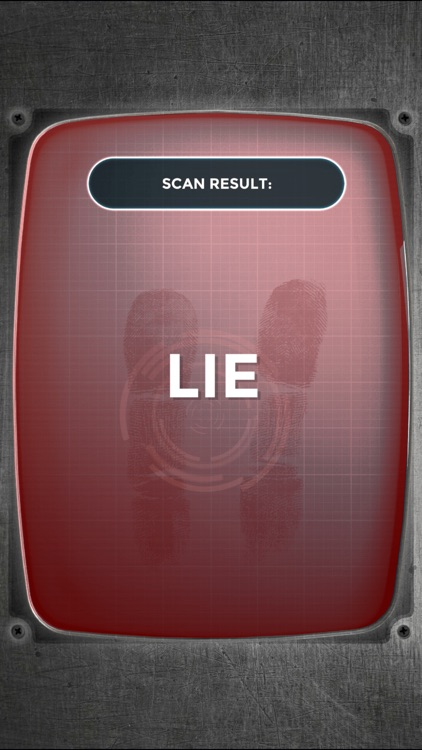 The Lie Detector Truth Test