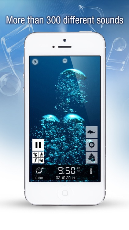 Sleep Bug: White Noise Soundscapes & Music Box screenshot-2