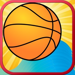 Beach Basketball Flick - Multiplayer Arcade X Game