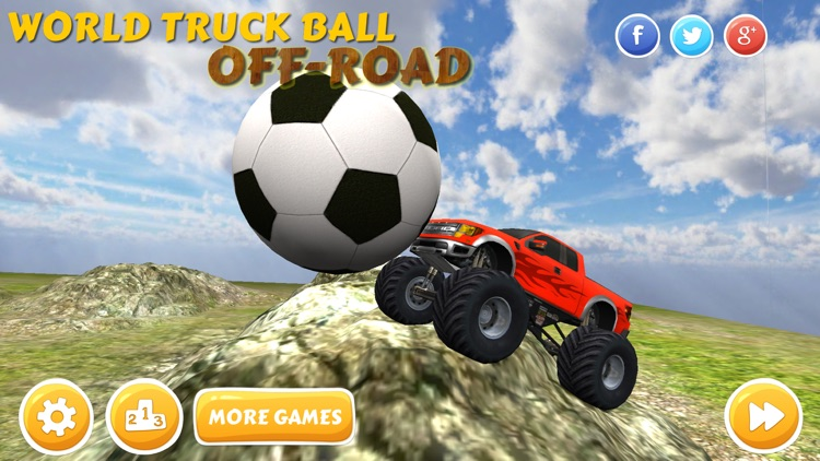 World Truck Ball - OffRoad screenshot-1