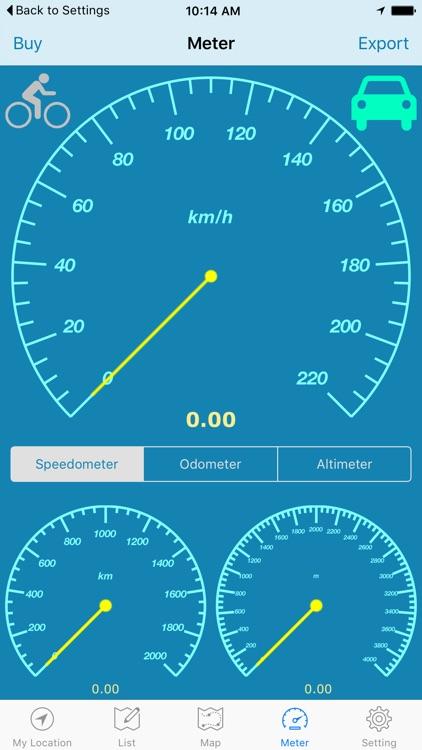 GPS Coordinate Recorder screenshot-3