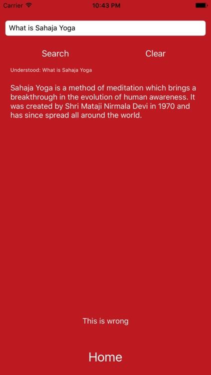 Yogi - a Sahaja Yoga meditation companion screenshot-4