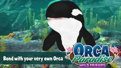 Orca Paradise: Wild Friends screenshot one