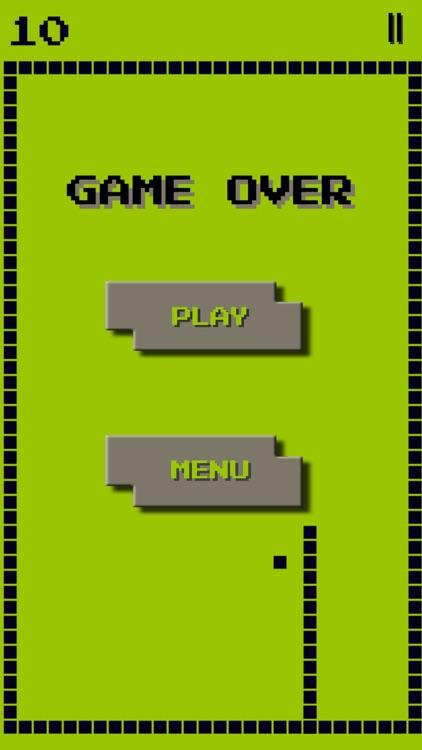 Snake Bytes - Classic Pixel Game screenshot-3
