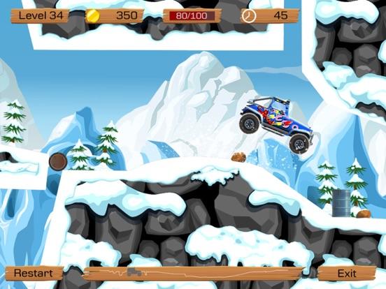 Snow Off Road Free screenshot 5