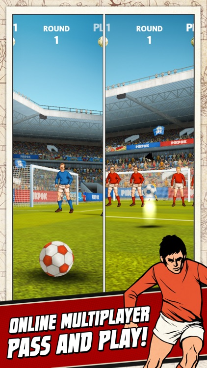 Flick Kick Football screenshot-2