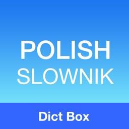 Polish English Dictionary & Offline Translator
