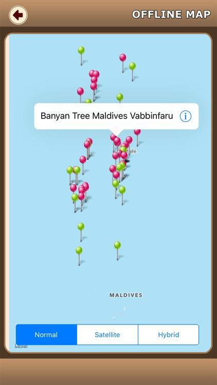 Maldives Island Offline Map Explorer By Praveen Kumar