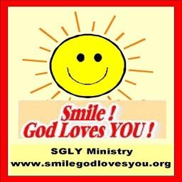 Smile God Loves You