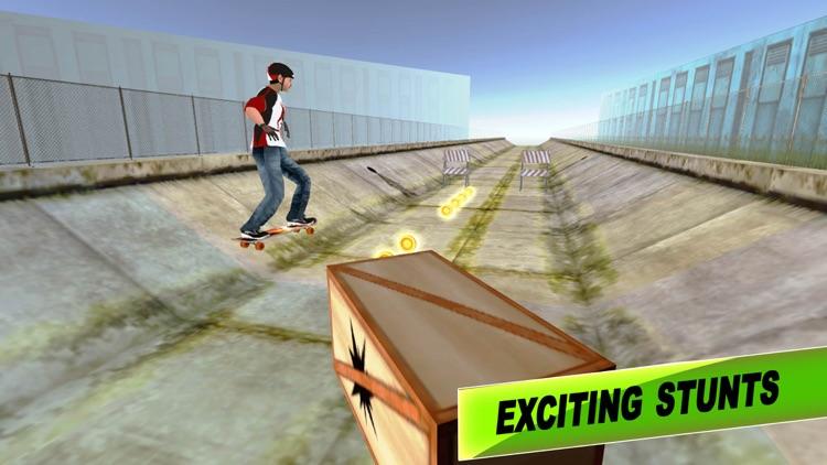 Skate Park Star: Skateboard Simulator