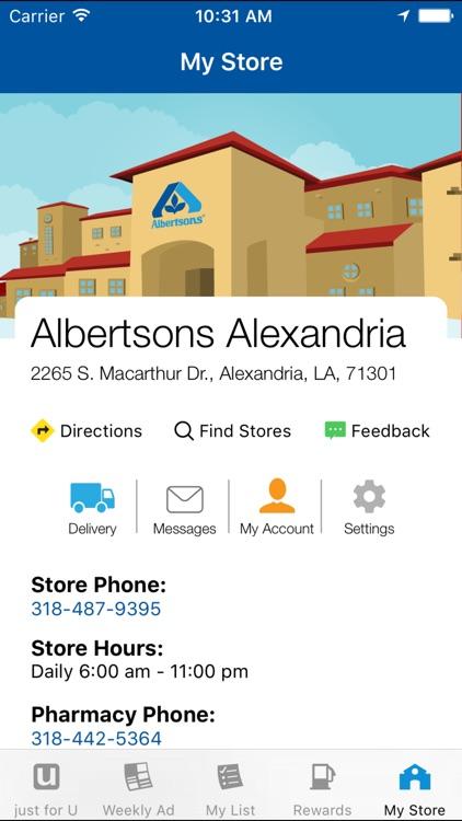 Albertsons screenshot-4