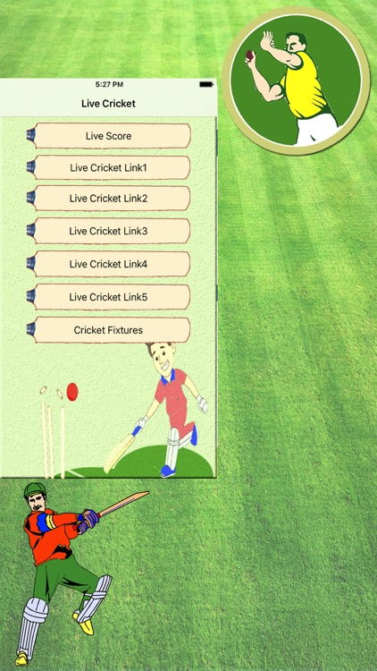 Live Cricket TV & Live Cricket Score Updare screenshot-0