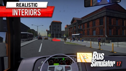 Bus Simulator 17 App 截图