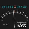 Fine Bass Tuner / afinador de bajo